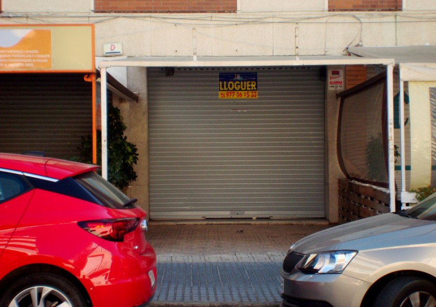 Local comercial MUY CÉNTRICO CAMBRILS 1