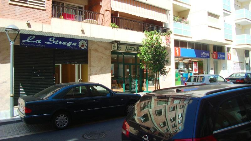 Local comercial CÉNTRICO CAMBRILS 1